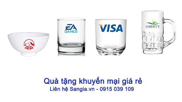 Công ty sản xuất Quà tặng SanGia tại HCM