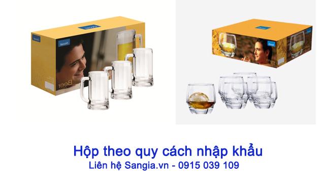 Sangia.vn chuyên Sản xuất bộ quà tặng tại HCM