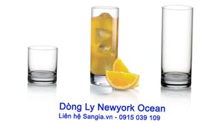 Ly newyork Ocean