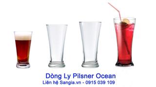 Ly pilsner Ocean