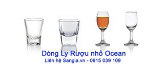Ly rượu OCean