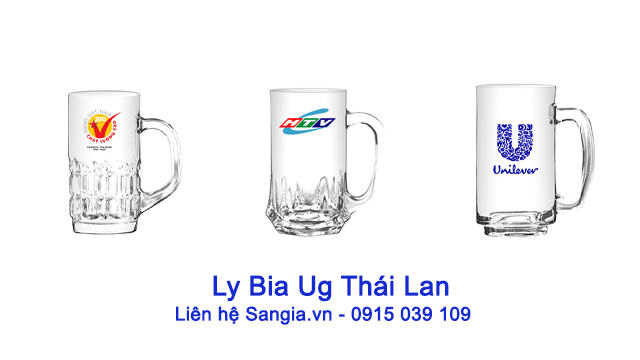 Ly uống bia