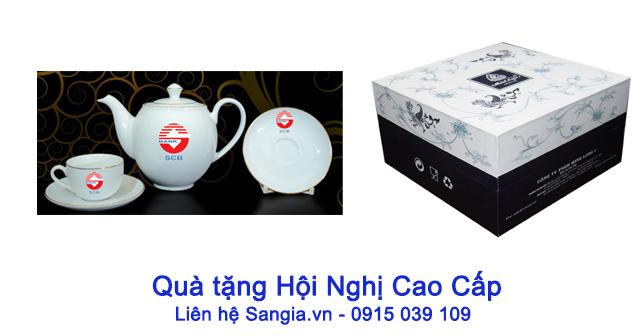 Những mẫu quà tặng hội nghị cao cấp thương hiệu Gốm sứ Minh long