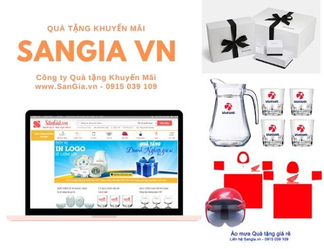 Quà tặng khuyến mãi SanGia VN