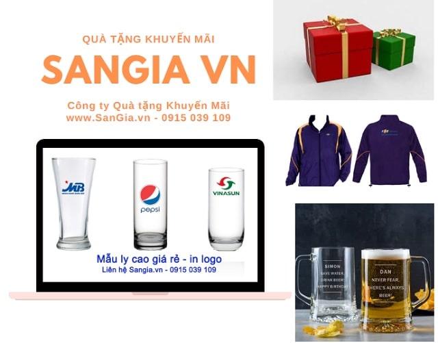 Quà tặng khuyến mãi siêu chiết khấu tại SanGia VN