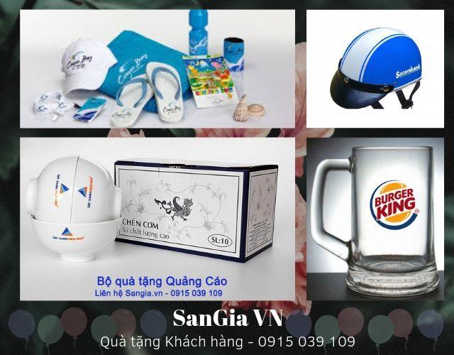 Quà tặng khách hàng với chi phí siêu rẻ tại SanGia VN