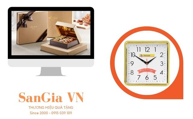 Review Đồng hồ làm Quà tặng khuyến mãi khách hàng