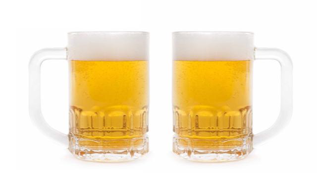 Ảnh: Mẫu ly uống bia mới nhất 2019