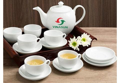 Bộ ấm trà Minh Châu giá rẻ