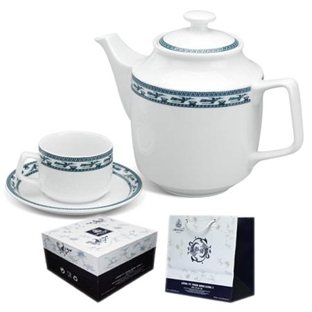 Bộ ấm trà Quà tặng Tân gia - Sinh Nhật sếp