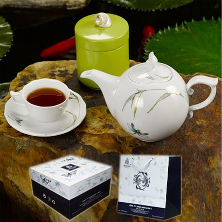 Bộ ấm trà làm quà tặng đẹp nhất