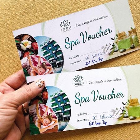 Voucher Spa