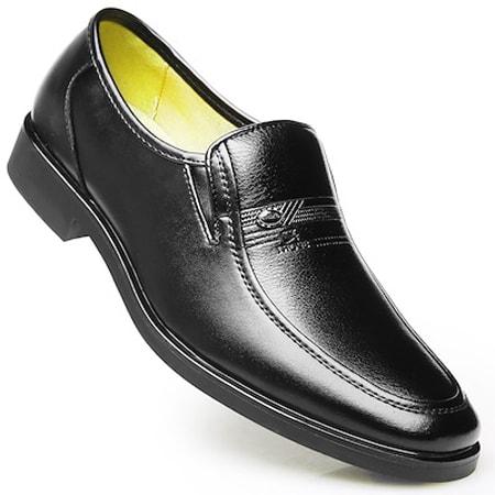 Giày da cho đàn ông trung niên
