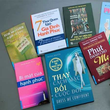Sách hay về cuộc sống cho bạn gái