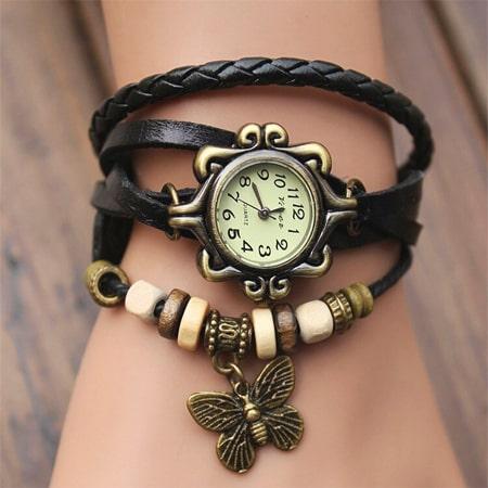 Đồng hồ nữ đeo tay cá tính