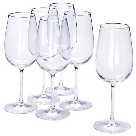 Bộ ly rượu vang cao cấp