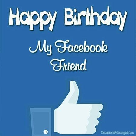 Chúc mừng sinh nhật bạn bè trên mạng xã hội