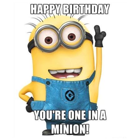 Hình ảnh vui chúc mừng sinh nhật trên Facebook