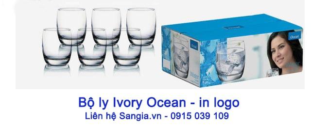 Bộ Ly Ivory Ocean In logo