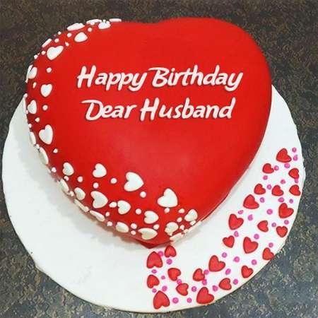 Bánh kem mừng sinh nhật chồng