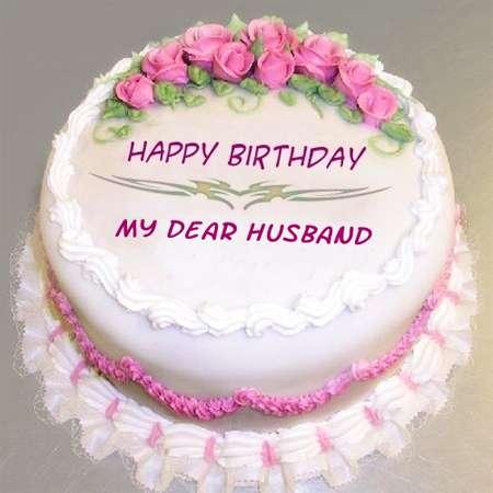 Bánh sinh nhật chồng yêu