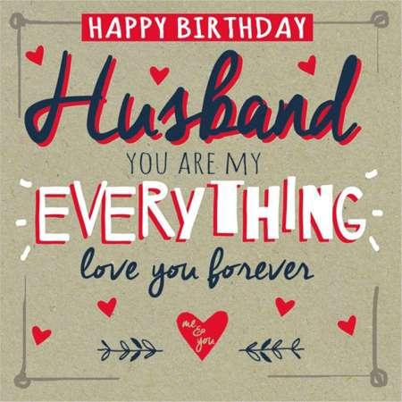 Lời chúc mừng sinh nhật chồng yêu bằng tiếng Anh