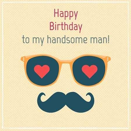 Lời chúc sinh nhật chồng bằng tiếng Anh