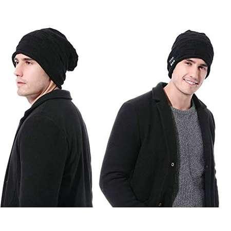 Đan mũ len tặng bạn trai