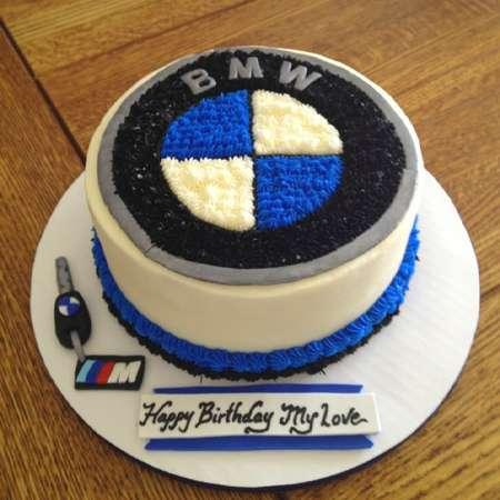Tự làm bánh sinh nhật độc đáo