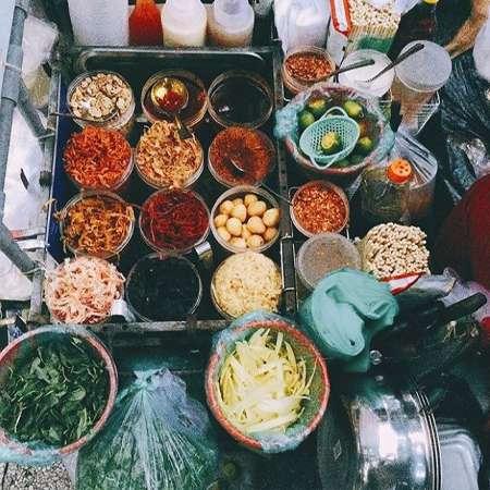Các món ăn học sinh yêu thích