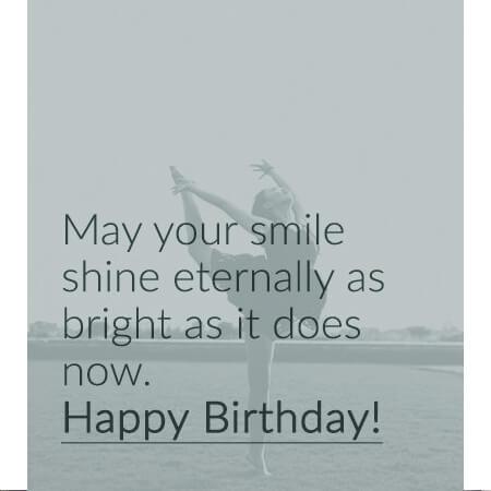 Lời chúc sinh nhật bằng tiếng Anh