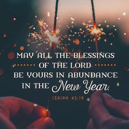 những lời chúc hay bằng tiếng anh vào năm mới