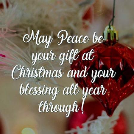 Chúc giáng Sinh hay nhất bằng tiếng Anh