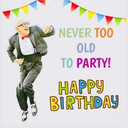 Chúc sinh nhật người lớn tuổi