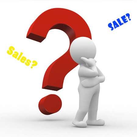 Sale hay Sales