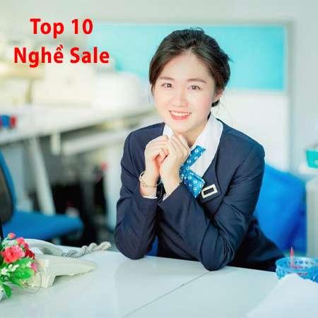 Top 10 Nghề Sale có xu hướng phát triển tốt