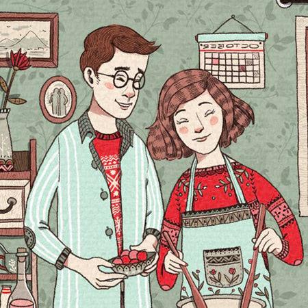 Những câu nói hay về cuộc sống vợ chồng