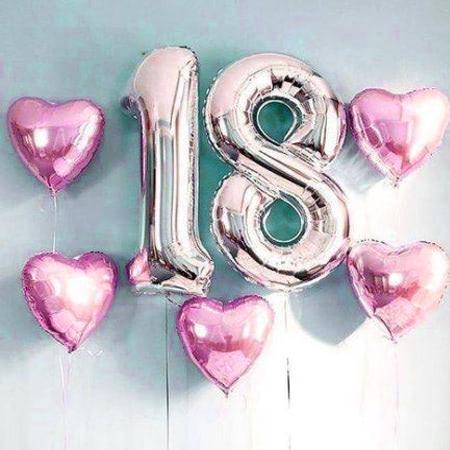 Lời chúc sinh nhật tuổi 18