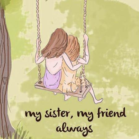 Thơ về chị em gái