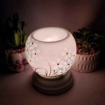 đèn xông tinh dầu gốm sứ bát tràng