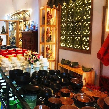 Cửa hàng Gốm Hải Long