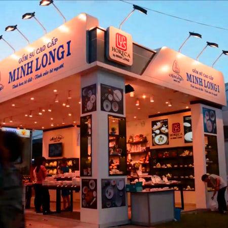 thương hiệu gốm sứ Minh Long