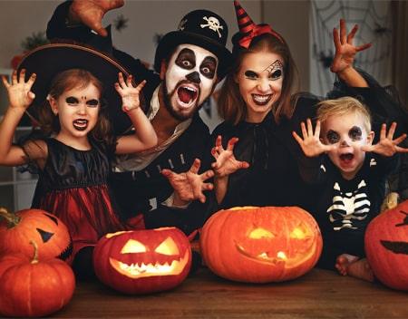 #10 Ý tưởng hóa trang Halloween cực sành điệu năm 2021