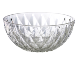 "LỐ TÔ DIAMOND BOWL 8 "" OCEAN"