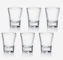 Bộ ly uống rượu bằng thủy tinh