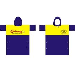 Áo mưa quảng cáo in logo