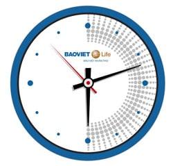 Đồng hồ quà tặng in logo tại SanGia Vn