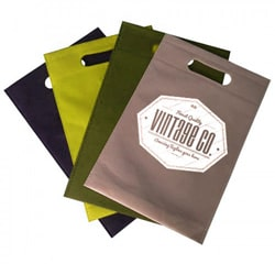 Túi vải đựng quà tặng